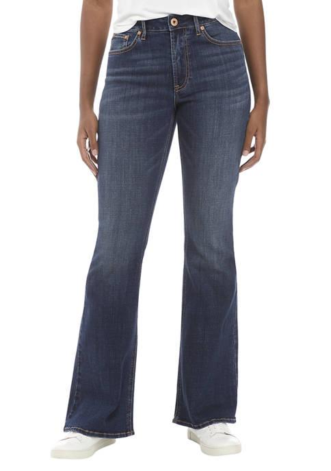 American Rag High Rise Flared Jeans