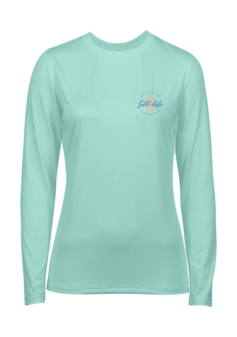 Salt Life Slice of Paradise Long Sleeve T-Shirt
