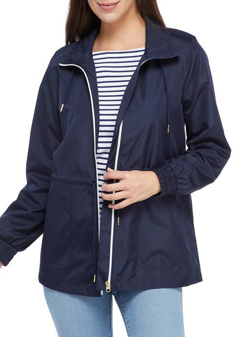 Kim Rogers® Womens Anorak Jacket