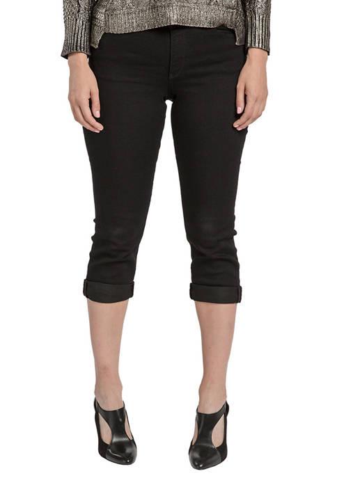 Miss Halladay Skinny Capri Jeans