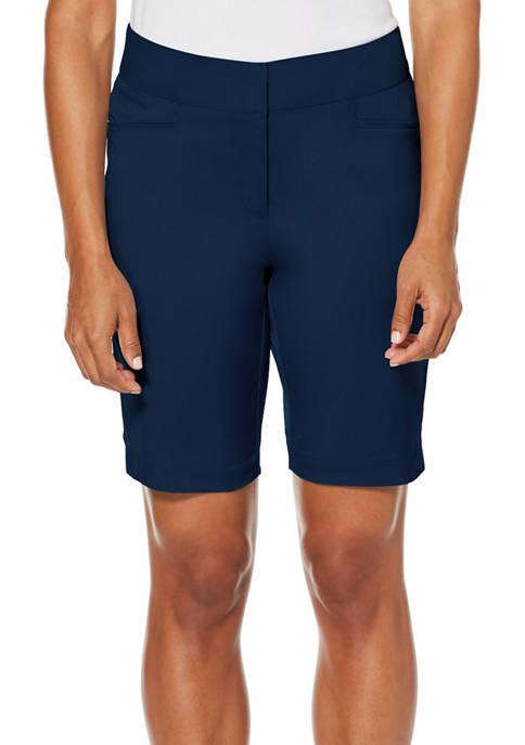 PGA TOUR LADIES Woven Shorts