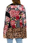 Patchwork Kimono Jacket