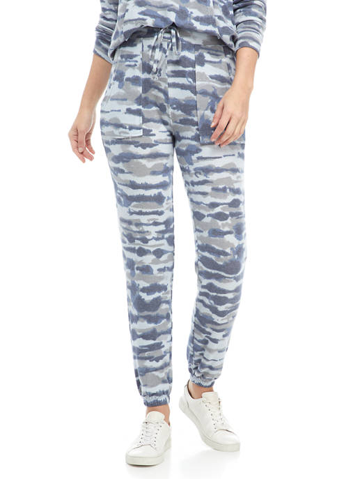 New Directions® Studio Womens Patch Pocket Joggers