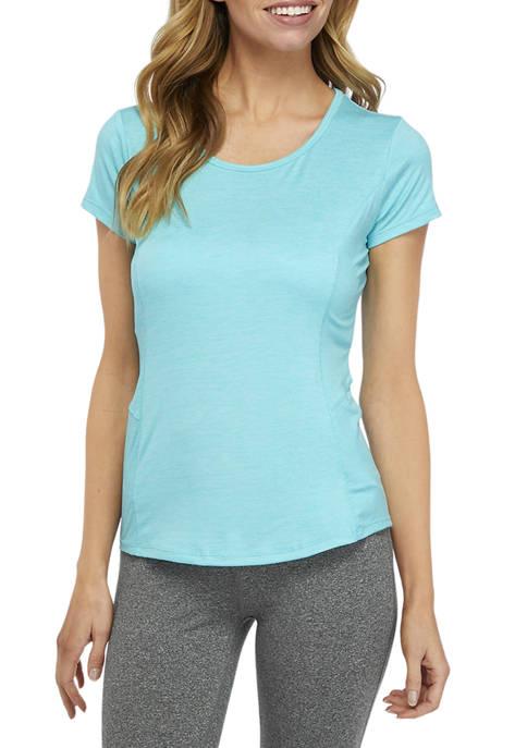 Double Dye Round Neck T-Shirt