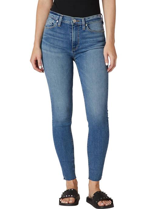 Barbara High Waisted Super Skinny Jeans