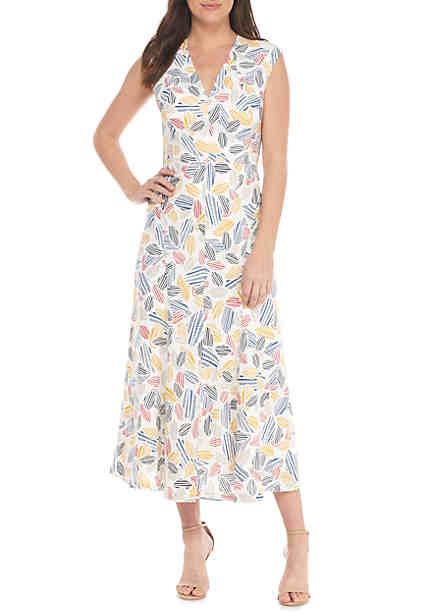 Waist Tie Shirt Dress Anne Klein Free Shipping Cheap Price Cheap Sale Very Cheap TnAWpGe916