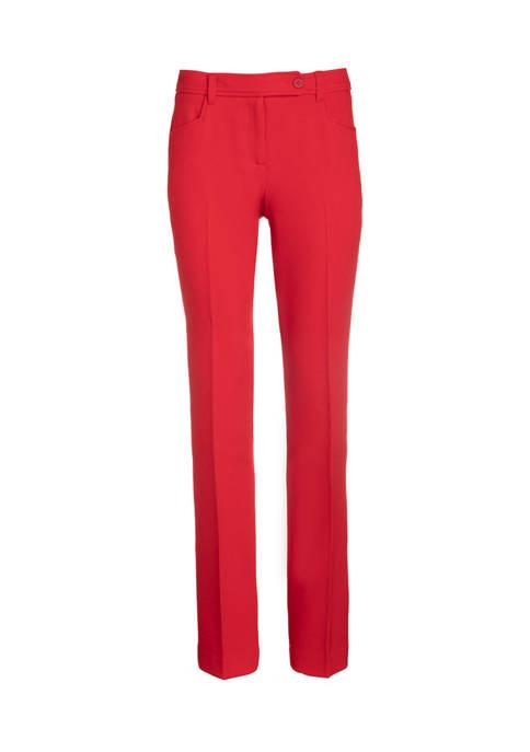 Anne Klein Womens Ridge Crest Pants