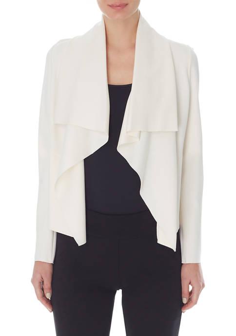 Womens Drapey Compression Jacket