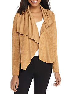 Asymmetrical Front Jacket