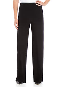 Anne Klein Wide Leg ITY Pants