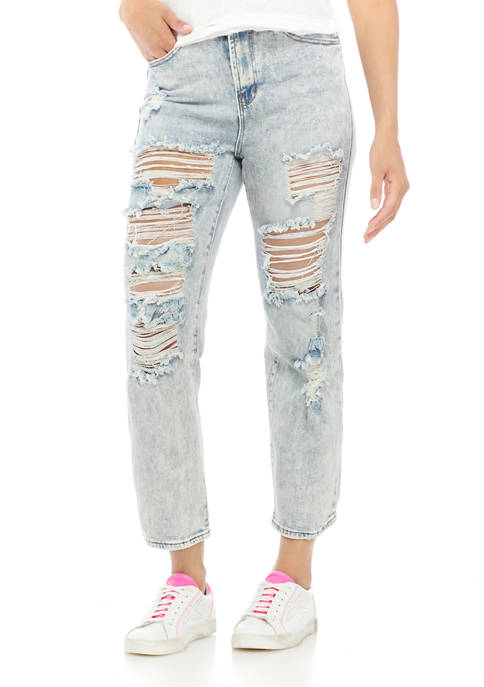 Almost Famous Juniors 90s Flare Jeans