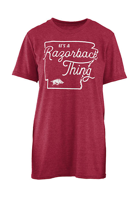 ROYCE Short Sleeve Arkansas Its A School Thing
