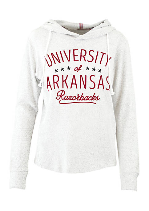 ROYCE Long Sleeve Arkansas Zoey Cuddle Knit Hoodie
