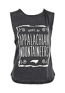Appalachian Ruffy Vintage Wash Tank