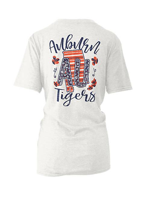ROYCE Auburn Tigers Memory Board Coast T Shirt