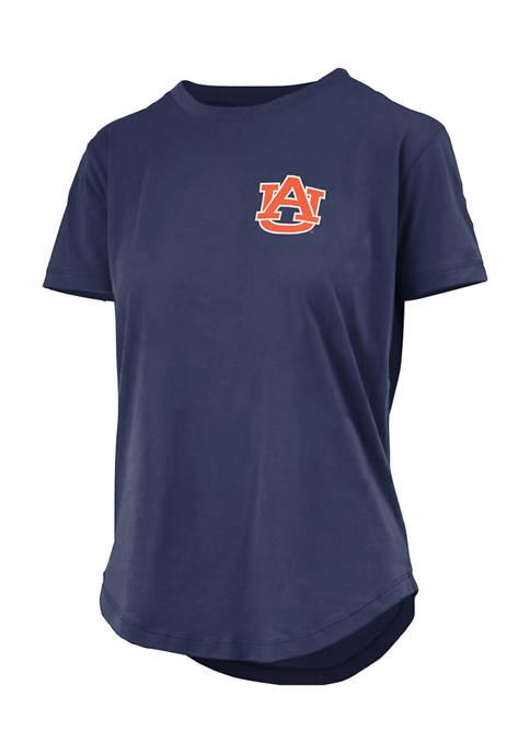 Pressbox NCAA Auburn Tigers Curly Viper Graphic T-Shirt
