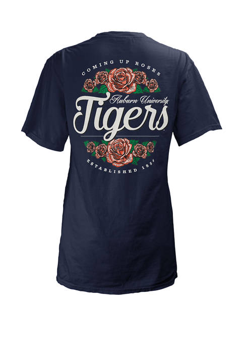 Pressbox Womens NCAA Auburn Tigers Auburn Tigers Short