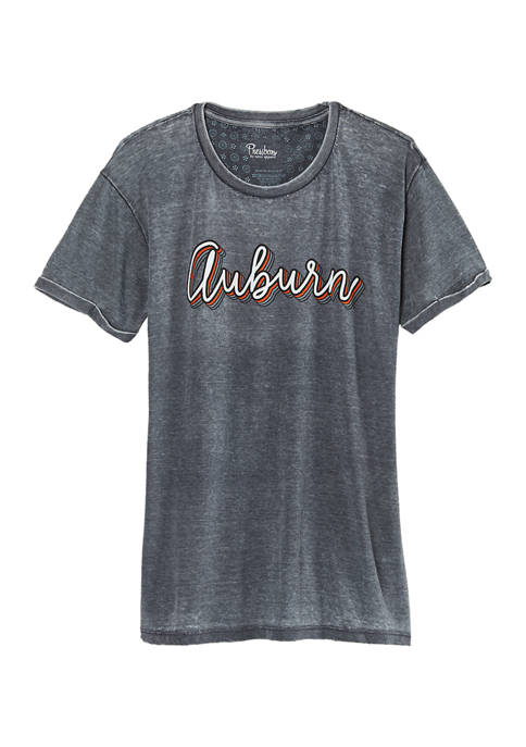 Pressbox Womens NCAA Auburn Tigers Boyfriend Go Girl