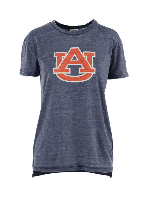 Womens NCAA Auburn Tigers Mercy Vintage Boyfriend T-Shirt