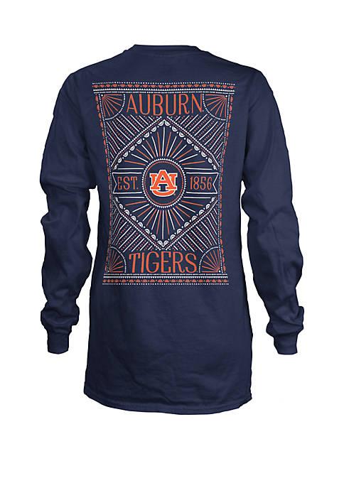 ROYCE Auburn Tigers Long Sleeve T Shirt