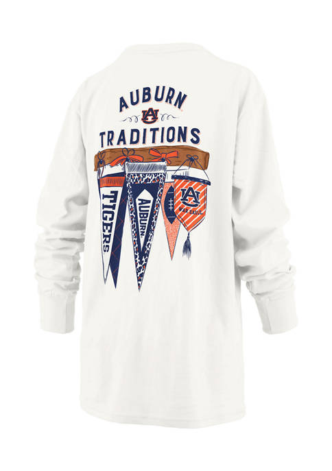 Womens NCAA Auburn Tigers Long Sleeve Traditions T-Shirt