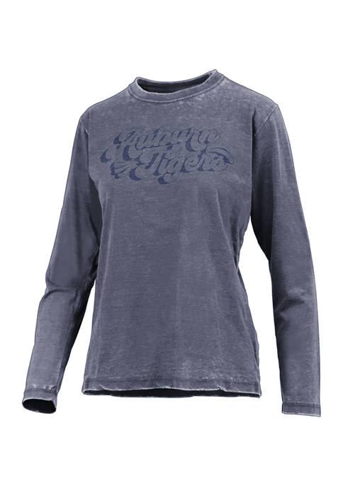 Pressbox NCAA Auburn Tigers Long Sleeve Graphic T-Shirt