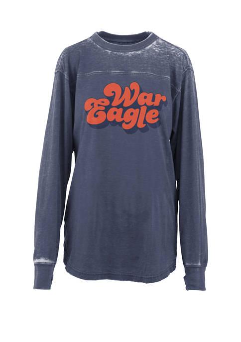 Pressbox Womens NCAA Auburn Tigers Angie Vintage T-Shirt