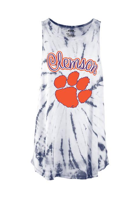 Pressbox Womens NCAA Clemson Tigers Tampa Tank
