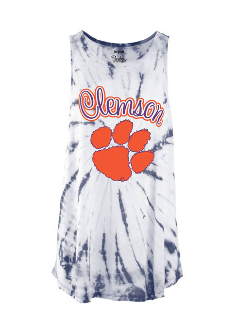 Womens NCAA Clemson Tigers Tampa Tank