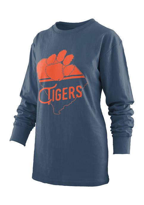 Pressbox NCAA Clemson Tigers Ferris Graphic T-Shirt