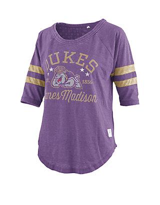 the best attitude daf81 9be16 James Madison Dukes Jade Vintage Wash Jersey T Shirt
