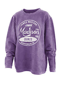 James Madison Dukes Surfer Stamp Sweatshirt