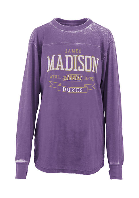 ROYCE Long Sleeve James Madison Debbie Piston Oversized