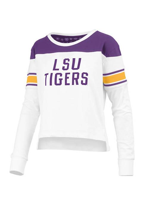 Womens NCAA LSU Tigers Kaia Long Sleeve T-Shirt