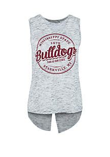 ROYCE Mississippi State Bulldogs Mickey Fly Away Tank