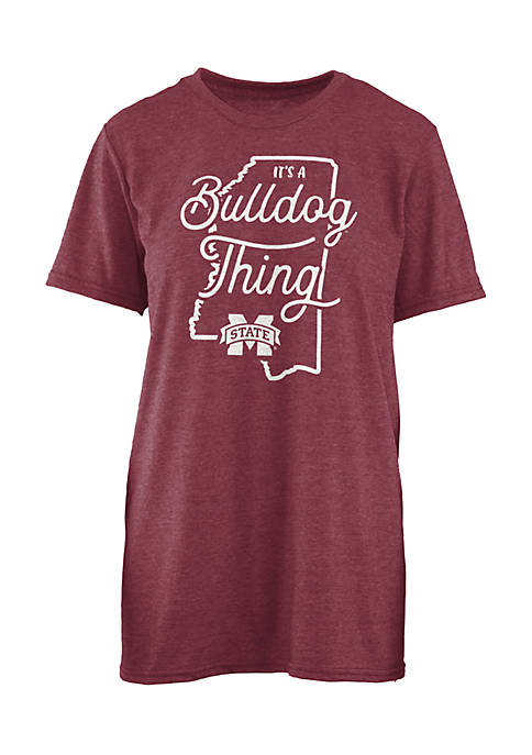 ROYCE Short Sleeve Mississippi State Bulldogs Its A