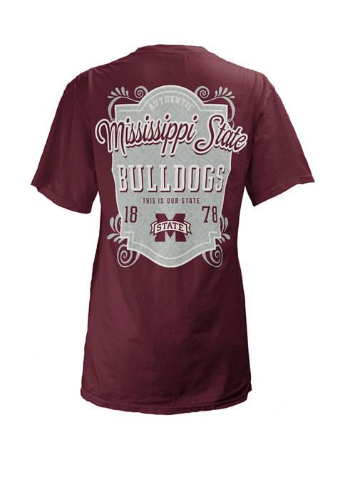 Pressbox Womens NCAA Mississippi State Bulldogs Jubilee Jersey