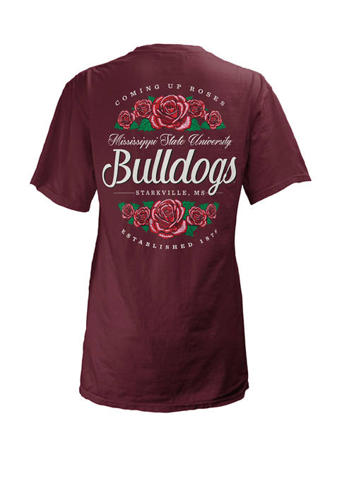 Pressbox NCAA Mississippi State Bulldogs Coming Up Roses