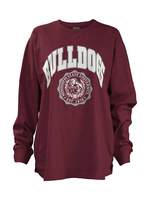 Pressbox Womens NCAA Mississippi State Bulldogs Edith Sweeper