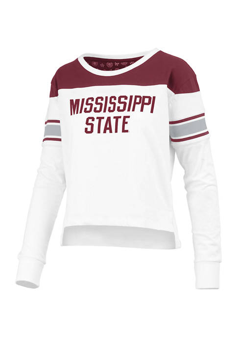Womens NCAA Mississippi State Kaia Long Sleeve T-Shirt
