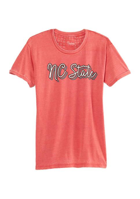 Pressbox Womens NCAA NC State Wolfpack Go Girl