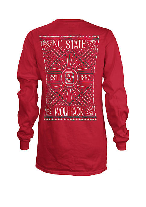 NC State Wolfpack Long Sleeve T Shirt