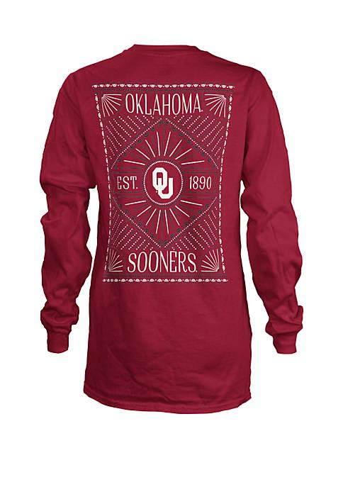 Oklahoma Sooners Long Sleeve T Shirt