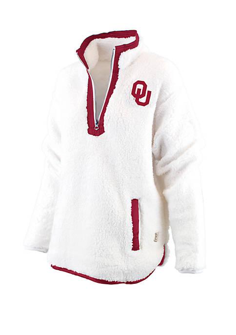 Womens NCAA Oklahoma Sooners Lumi Jacket