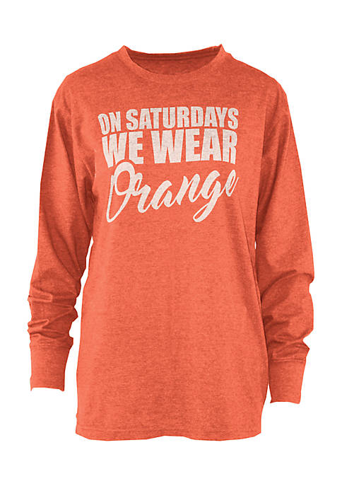 ROYCE Long Sleeve Oklahoma State University Saturday Colors