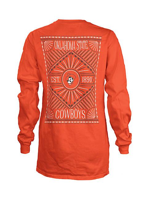 Oklahoma State Cowboys Long Sleeve T Shirt