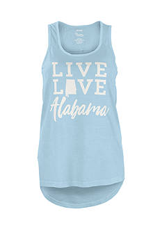 ROYCE Alabama Live Love State Tank
