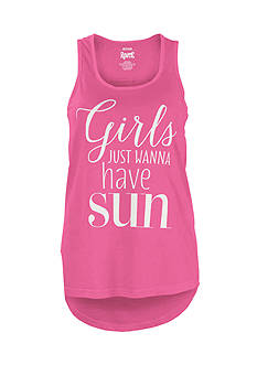 ROYCE Girls Just Wanna Have Fun Tank