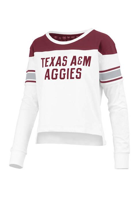 Womens NCAA Texas A&M Aggies Kaia Long Sleeve T-Shirt