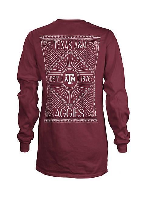 Texas A&M Aggies Long Sleeve T Shirt